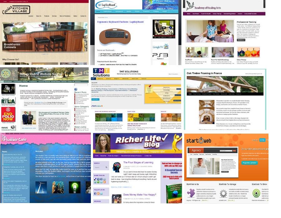 sample-websites